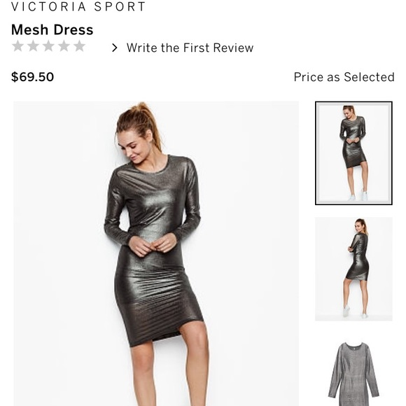 Victoria's Secret Dresses & Skirts - Victoria's Secret sport mesh dress